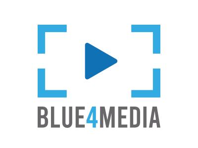 Logo Blue4Media