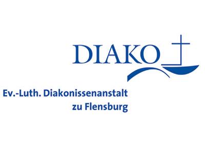 Logo DIAKO Flensburg