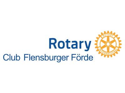 Logo Rotary Club Flensburger Foerde